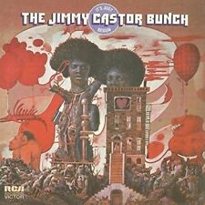 THE JIMMY CASTOR BUNCH - IT'S JUST BEGUN   VINYL LP NEW+