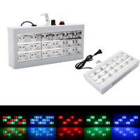 ALIGHT 18 RGB LED Party Stage Light Projector Strobe Lights DJ Club Disco KTV