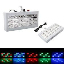 ALIGHT 18 RGB LED Party Stage Light Projector Strobe Lights DJ Club Disco K