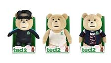 "Ted 2 Explicit Language Talking 11"" Plush Teddy Bear (Tank Top, Jersey, Scuba)"