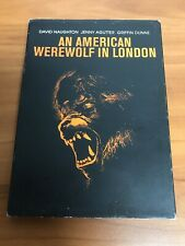 An American Werewolf in London w/ Glow in the Dark Slipcover (Dvd, 2016)