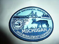 Michigan Successful Deer Patch 2020 Free Shipping