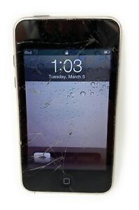 Apple 8GB iPod Touch - 2nd Generation - Black - MB528LL / A1288