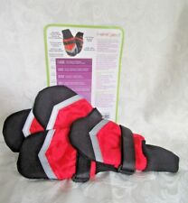 RED Fashion Pet Lookin Good Extreme All Weather Boots for Dogs - Medium       y