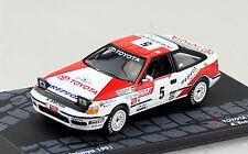 Toyota Celica GT-4 Rally 1991 #5 1:43 Ixo/Altaya Modellauto