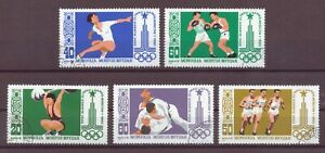 Mongolia, Summer Olympics Moscow, Cancelled to Order, 1980