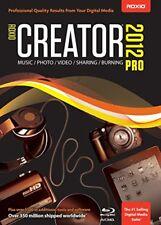 Roxio Creator 2012 Pro dvd