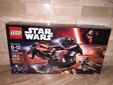 LEGO STAR WARS SET 75145 ECLIPSE FIGHTER DENGAR NAARE MINIFIGURES