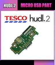 FAST & FREE TESCO HUDL 2 HTFA4W HTFA4L Micro USB DC Charging Socket Port Jack