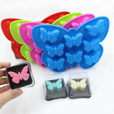 XMAS Butterfly Shape Chocolate Mold Silicone Cake Molds Silicone Jelly Pudding