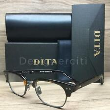 Dita Legends Statesman Two Eyeglasses Tortoise DRX-2051-E-TRT-GUN Authentic 50mm
