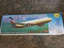 Zvezda 1/144 civil AVION DE LIGNE Boeing 767-300 très bon état très RARE