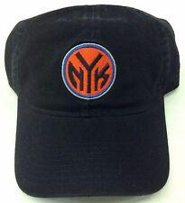 NBA New York Knicks Adidas Buckle Back Cap Hat Beanie Style #EB20Z NEW!