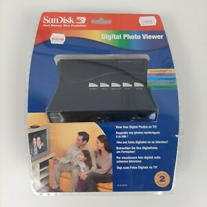 SanDisk Digital Photo Viewer Model SDV1-A New