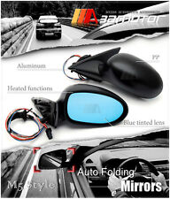 M5 Style Automatic Folding Electric Heating Mirrors with Memory for BMW E39 LHD