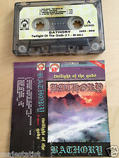 BATHORY Twilight of the Gods MC RARE POLISH PRESS 1992