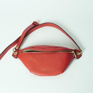 Red BCBGeneration Rochelle Belt Bag