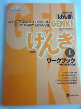 Genki 1: An Integrated Course in Elementary Japanese WORKBOOK