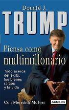 Piensa como multimillonario (Think Like a Billionaire), Donald J. Trump, Good Co