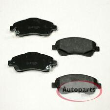 Toyota Auris [E18] - Forros de Freno Pastillas Para Eje Delantero