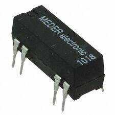 5 PCs. dip052a7221l dip05-2a72-21l Meder reedrelais 2xa 5v 200r New