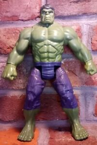"""2016 Marvel Legends INCREDIBLE HULK Action Figure Avengers 11"""" Tall Poseable toy"""