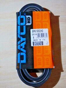 Dayco 8PK1952HD Poly v /Serpentine Belt  8Track x 1952mm  Free P&P