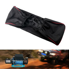 Waterproof Winch Dust Cover 420D Fits Driver Recovery 5000LB To 13000LB Black
