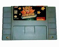 Kirby Super Star Super Nintendo NES 8 Games In One Tested Cartridge Only