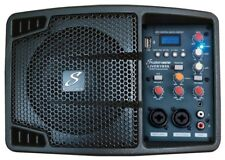 Studiomaster LIVESYS5 150w Portable PA + Media Player Stage Monitor