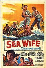 "16mm Feature ""THE SEA WIFE""""(1957) Richard BURTON Joan COLLINS (as a nun! )"