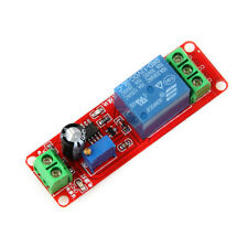 0 ~ 10 S DC 12 V Vehicle Delay Relay Shield Module NE555 Timer Adjustable Switch