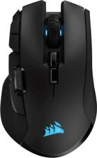 Corsair Ironclaw Wireless RGB, Rechargeable Wireless Optical Gaming Mouse with S