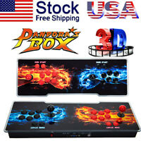 2020 New Version !  Pandora's Box 12S 3188 Games 2D/3D video game Double-players