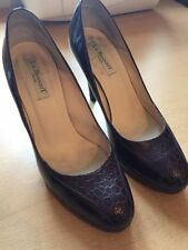 L.K. Bennett Animal Print 100% Leather Heels for Women