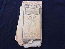 Vintage 1920's 30's Pictorial Review Printed Sewing Pattern 3390 Ladies Dress