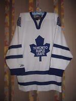 NHL TORONTO MAPLE LEAFS CANADA ICE HOCKEY SHIRT JERSEY MAGLIA PRO PLAYER SIZE L