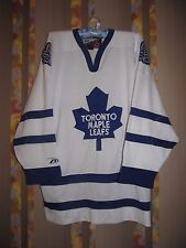 NHL TORONTO MAPLE LEAFS CANADA ICE HOCKEY SHIRT JERSEY MAGLIA PRO PLAYER SIZE L