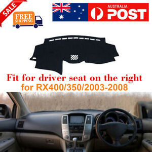Dashboard Mat, Dash Cover Dashboard No Slips For Lexus RX400/350/300 2003-2009