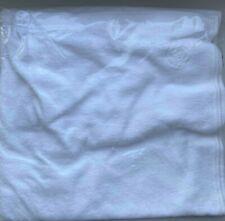 CHANEL TOWEL ADJUSTABLE FOR BATH/SAUNA/GYM WHITE LOGO RARE VIP GIFT