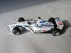 Rubens Barrichello | Stewart-Ford SF3 | 1999 | Hot Wheels | 1:43