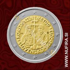 2013 Slovakia 2 EUR (Cyril and Methodius)