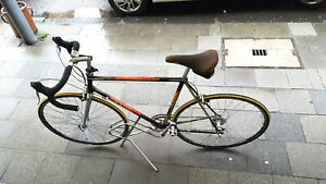Rennrad U Scanini Stahl Rahmen Gr 55 cm