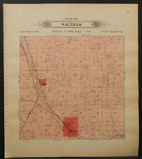 Nebraska, Lancaster County Map, 1903, Township of Saltillo, L1#39