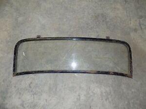 1933 1934 ford dodge windshield frame rat rod coupe sedan pickup v8