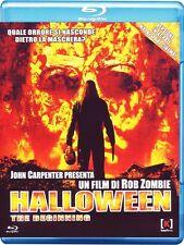 HALLOWEEN (Rob Zombie) - Blu Ray Disc -