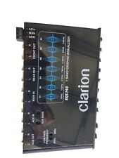 Clarion 7 Band Graphic Equalizer EQS746