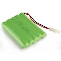 2400mAh 12V Ni-MH Rechargeable Battery Cell Plug For Electric Tools