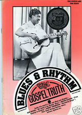 MAGAZINE BLUES & RHYTHM GOSPEL TRUTH No 37 JUNE JULY 1988 ROSETTA THARPE