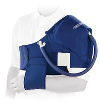 Aircast Shoulder Cryo Cuff Wrap Hot Cold Therapy Compression Ice Cryotherapy